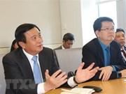 Promueve Vietnam cooperación sobre estudios políticos con  Estados Unidos