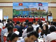 Efectúan Foro de Comercio e Inversión Vietnam-Camboya 2019