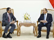 Recibe primer ministro vietnamita al embajador de Malasia