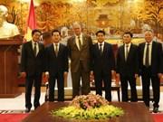 Reafirman interés de Alemania en ampliar cooperación con Hanoi