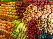 Aumenta Tailandia las exportaciones de frutas y verduras a China
