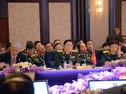 Realizan en Tailandia Conferencia de Ministros de Defensa de la ASEAN