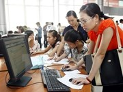 Reporta Vietnam 54,6 millones de empleos generados en segundo trimestre de 2019
