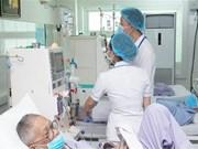 Obtiene hospital vietnamita certificado internacional sobre gestión de calidad de hemodiálisis