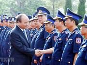 Insta primer ministro vietnamita a la policía marítima a reforzar lucha contra la delincuencia