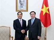 Propone vicepremier de Vietnam apoyo de empresa sudcoreana a desarrollo de agricultura inteligente