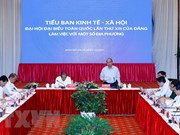 Insta primer ministro vietnamita a movilizar recursos para el desarrollo de provincias centrales