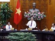 Insta primer ministro de Vietnam a la Televisión Nacional a contribuir más al desarrollo del país