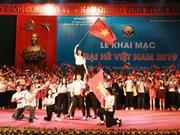 Inauguran el Campamento de Verano de Vietnam 2019