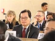 CDH adopta una resolución sobre el cambio climático