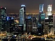 Economía de Singapur registra crecimiento más lento en una década