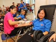 Provincias de Vietnam responden a campaña de donación de sangre