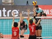 Comienza en Vietnam Campeonato Asiático de Voleibol Femenino Sub-23