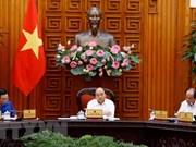 Primer ministro pide más esfuerzos para impulsar lazos comerciales con socios clave