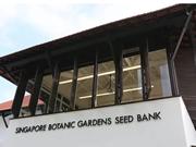 Singapur inaugura su primer banco de semillas