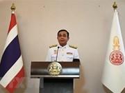 Tailandia fija fecha para juramento de los nuevos miembros del gabinete