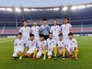 Ocupa selección femenina de fútbol de Vietnam primera posición en el Sudeste Asiático