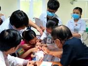 Ofrecen médicos sudcoreanos cirugías gratuitas a niños vietnamitas