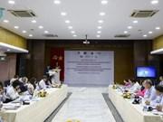 Efectúan en Vietnam seminario internacional sobre relaciones laborales