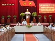 Premier vietnamita insta a provincias del Delta del Mekong a enfrentar cambio climático
