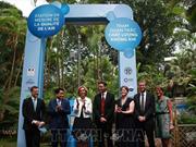 Inauguran en Hanoi estación de monitoreo de la calidad del aire con asistencia francesa