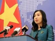 Vietnam reitera su soberanía en el Mar del Este