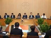 Exploran empresarios singapurenses oportunidades de cooperación en Hanoi