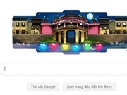 Destacan en logotipo de Google a ciudad vietnamita de Hoi An