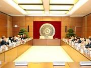Fortalecen nexos parlamentarios de Vietnam y Francia