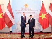 Vietnam y Letonia robustecen sus lazos