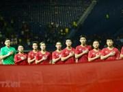 Definidos los rivales de Vietnam para eliminatorias asiáticas de Mundial 2022