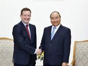 Recibe primer ministro de Vietnam a embajadores de Francia y Alemania