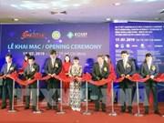 Efectúan en Vietnam Exposiciones sobre Tecnología Eléctrica y Energía