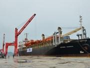 Recibe puerto en provincia vietnamita de Binh Thuan primer barco extranjero