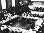 Resaltan en Vietnam el significado de la conferencia de Ginebra hace 65 años
