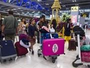 Aplica Tailandia nuevas reglas de aduanas para pasajeros de avión