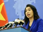Exige Vietnam a China poner fin a sus violaciones en las aguas del país