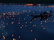 Festival de linternas honra a inválidos de guerra y mártires de Vietnam