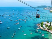 Número de turistas a la isla vietnamita de Phu Quoc crece 36 por ciento en lo que va de año