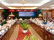 Destacan papel importante de Ciudad Ho Chi Minh en defensa de la frontera suroeste
