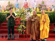 Efectúan en Vietnam réquiem dedicado a mártires de guerra