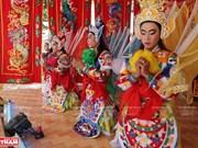 Teatro folclórico del sur en Mieu Ba