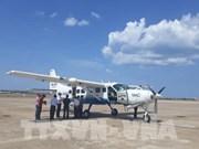 Inauguran viajes en hidroavión entre destinos turísticos vietnamitas de Dong Hoi y Da Nang