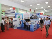 Promocionan productos de Vietnam durante Feria de Comercio en Myanmar
