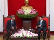 Fortalecen relaciones los Partidos Comunistas de Vietnam y Francia