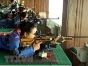 Participan más de 130 competidores en torneo nacional de tiro de Vietnam 2019