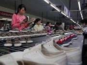 Proyecta Vietnam exportaciones de calzado por 21,5 mil millones de dólares en 2019