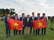 Elogia presidente de Olimpiada Internacional de Matemática al modelo vietnamita