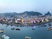 Planean convertir a provincia vietnamita de Quang Ninh en centro turístico internacional
