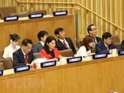 Comparte Vietnam experiencias sobre la auditoría del cumplimiento de los objetivos de desarrollo sostenible